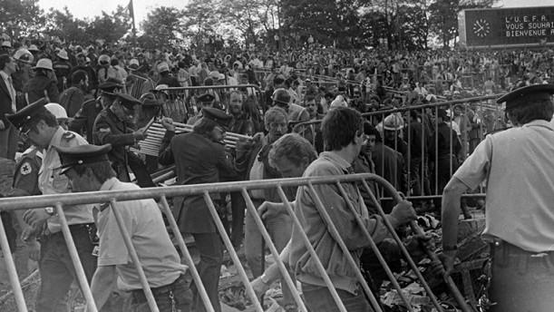 """Χέιζελ: 35 χρόνια από τον """"ματωμένο"""" τελικό"""