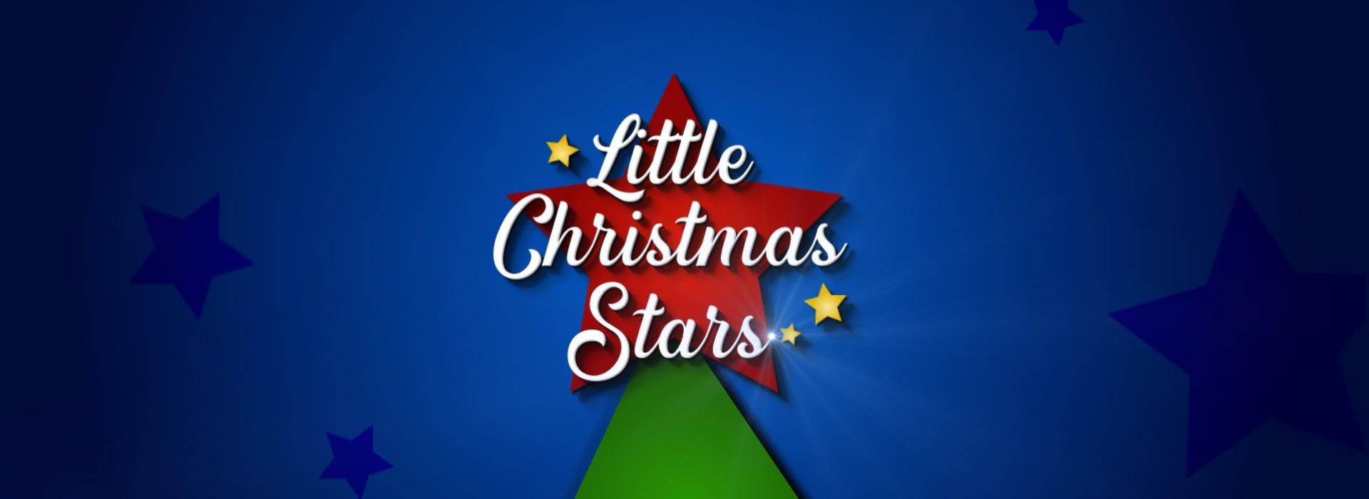 LITTLE CHRISTMAS STARS