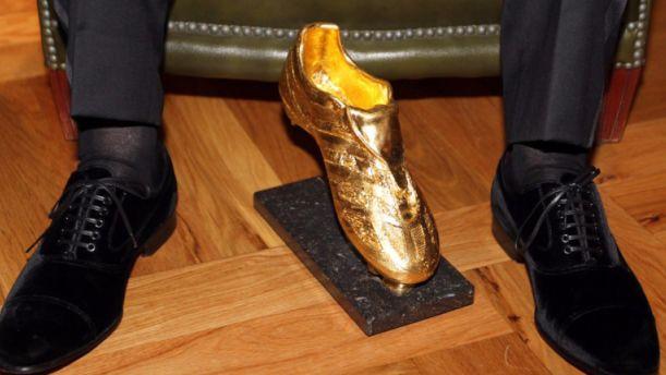 """Το """"χρυσό παπούτσι"""" στον… διαστημικό Μέσι (βίντεο)"""