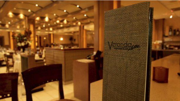 Δείπνο για 2 στο εστιατόριο Veranda στην Νέα Υόρκη