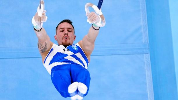 Ολυμπιακοί Αγώνες: Χάλκινος ο Λευτέρης Πετρούνιας στους κρίκους