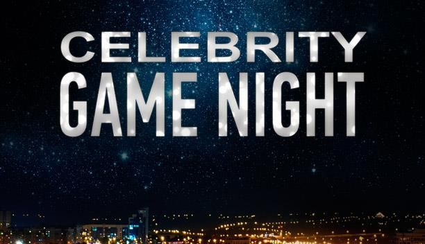 CELEBRITY GAME NIGHT