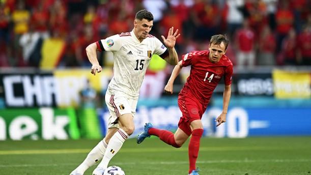 Euro 2020: το Βέλγιο νίκησε με ανατροπή τη Δανία