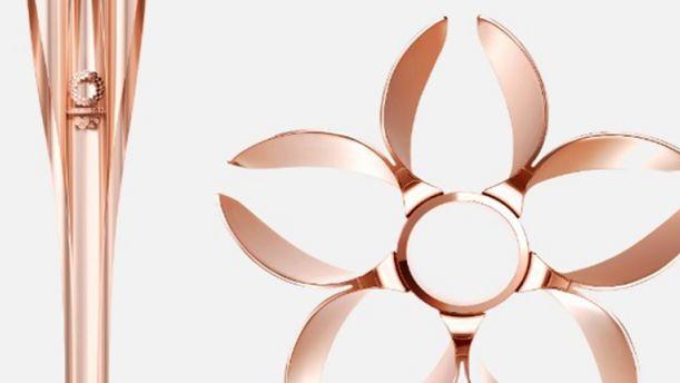 """""""Άνθος κερασιάς"""" η Ολυμπιακή Δάδα για το Τόκιο 2020"""