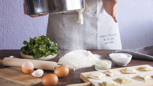Ελληνικά μαθήματα μαγειρικής στην Αμερική