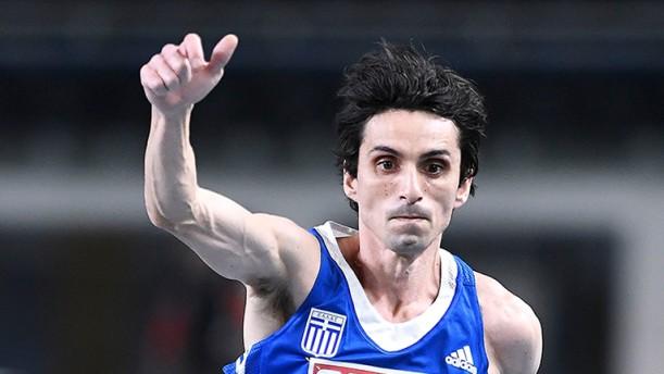Ολυμπιακοί Αγώνες – Τριπλούν: τραυματίστηκε και εγκατέλειψε ο Τσιάμης